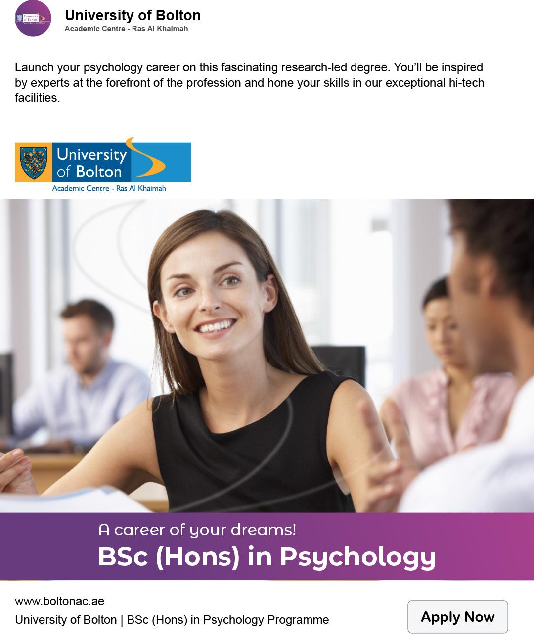 Bsc Hons-Psychology-FB ad